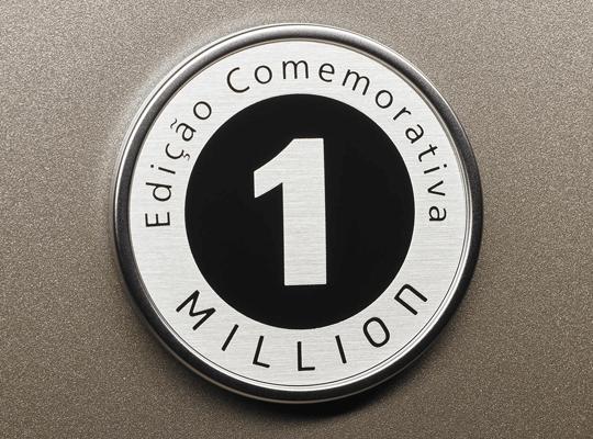 HB20 Edição Comemorativa 1 Million