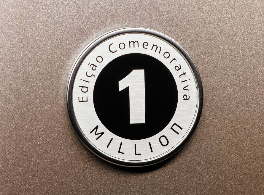 Creta Edição Comemorativa 1 Million