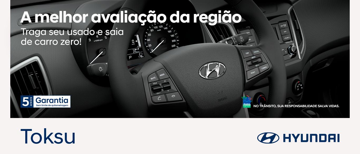 Avaliação Usado Hyundai Toksu
