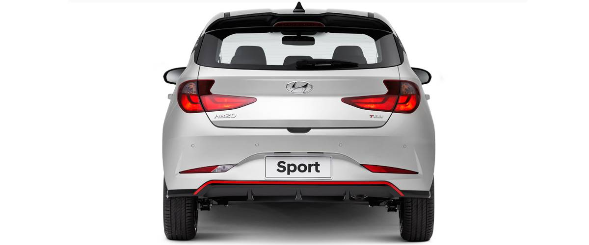 HB20 Sport 2021